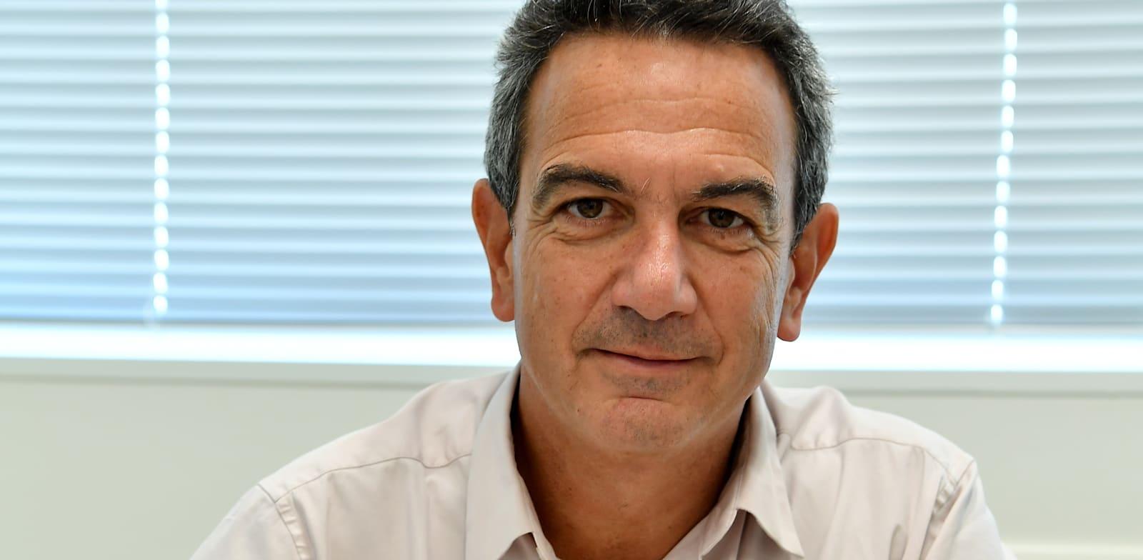 """ד""""ר רון תומר, נשיא התאחדות התעשיינים / צילום: פאול אורלייב"""