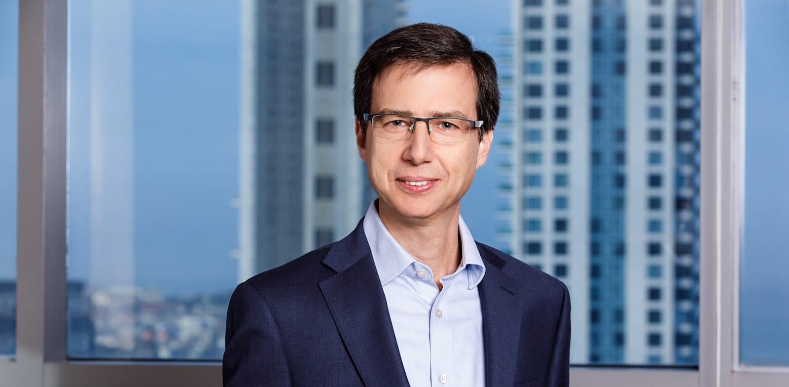 חנן פרידמן, מנכ''ל לאומי / צילום: אורן דאי