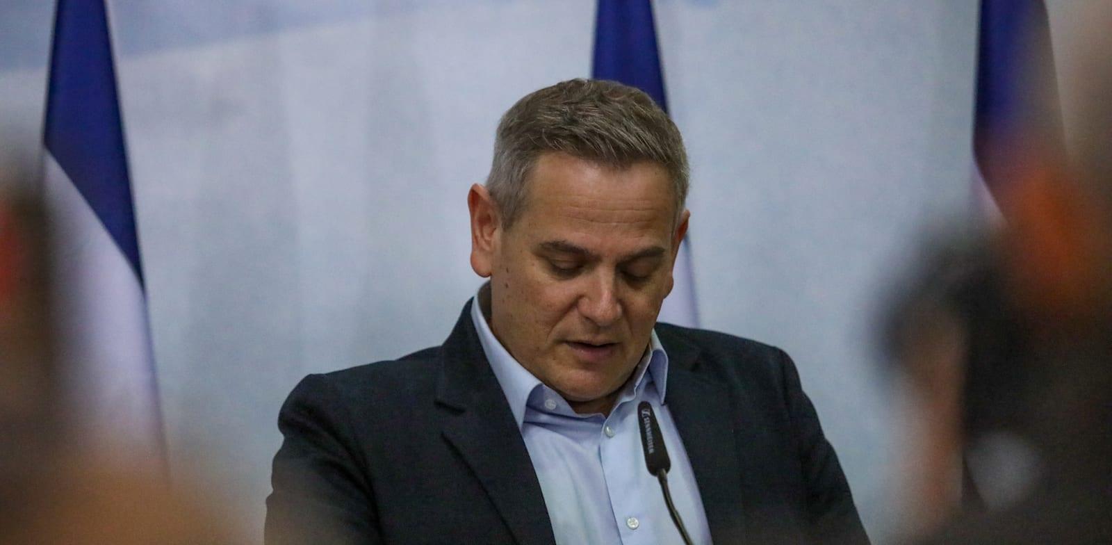 שר הבריאות, ניצן הורביץ / צילום: שלומי יוסף