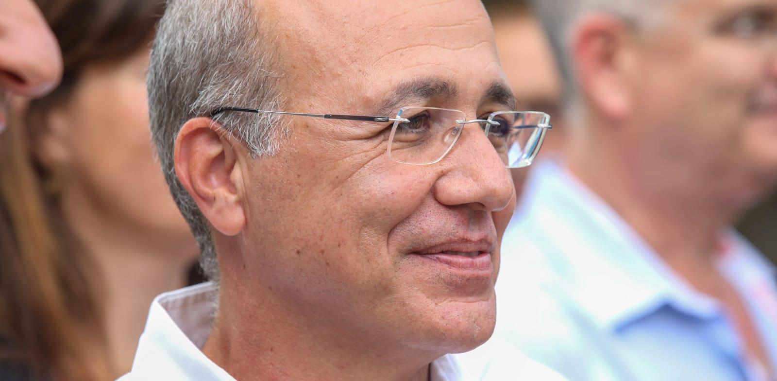 משה ברקת, הממונה על רשות שוק ההון / צילום: שלומי יוסף