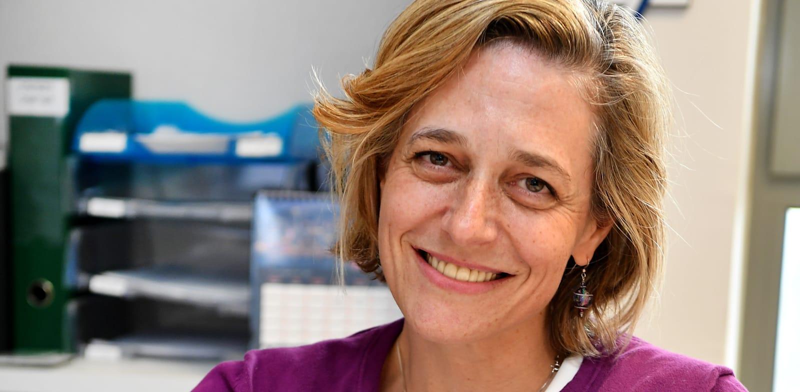 """ד""""ר שרון אלרעי פרייס, ראש שירותי בריאות הציבור במשרד הבריאות / צילום: פאול אורלייב"""