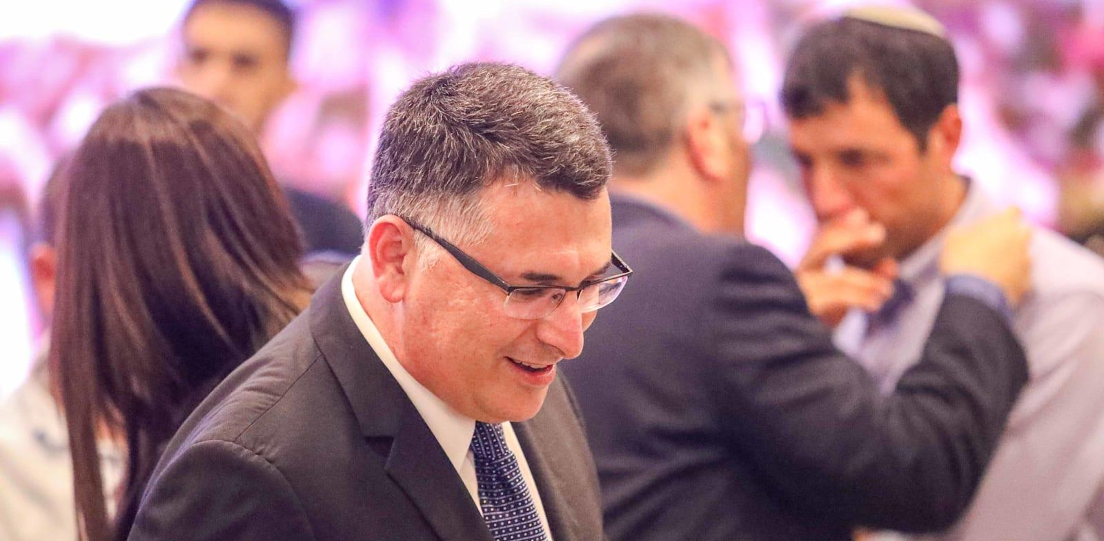שר המשפטים גדעון סער / צילום: שלומי יוסף