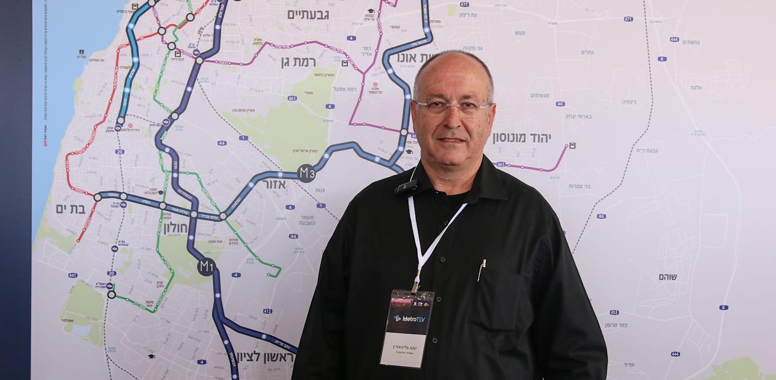יעקב בליטשטיין / צילום: כדיה לוי
