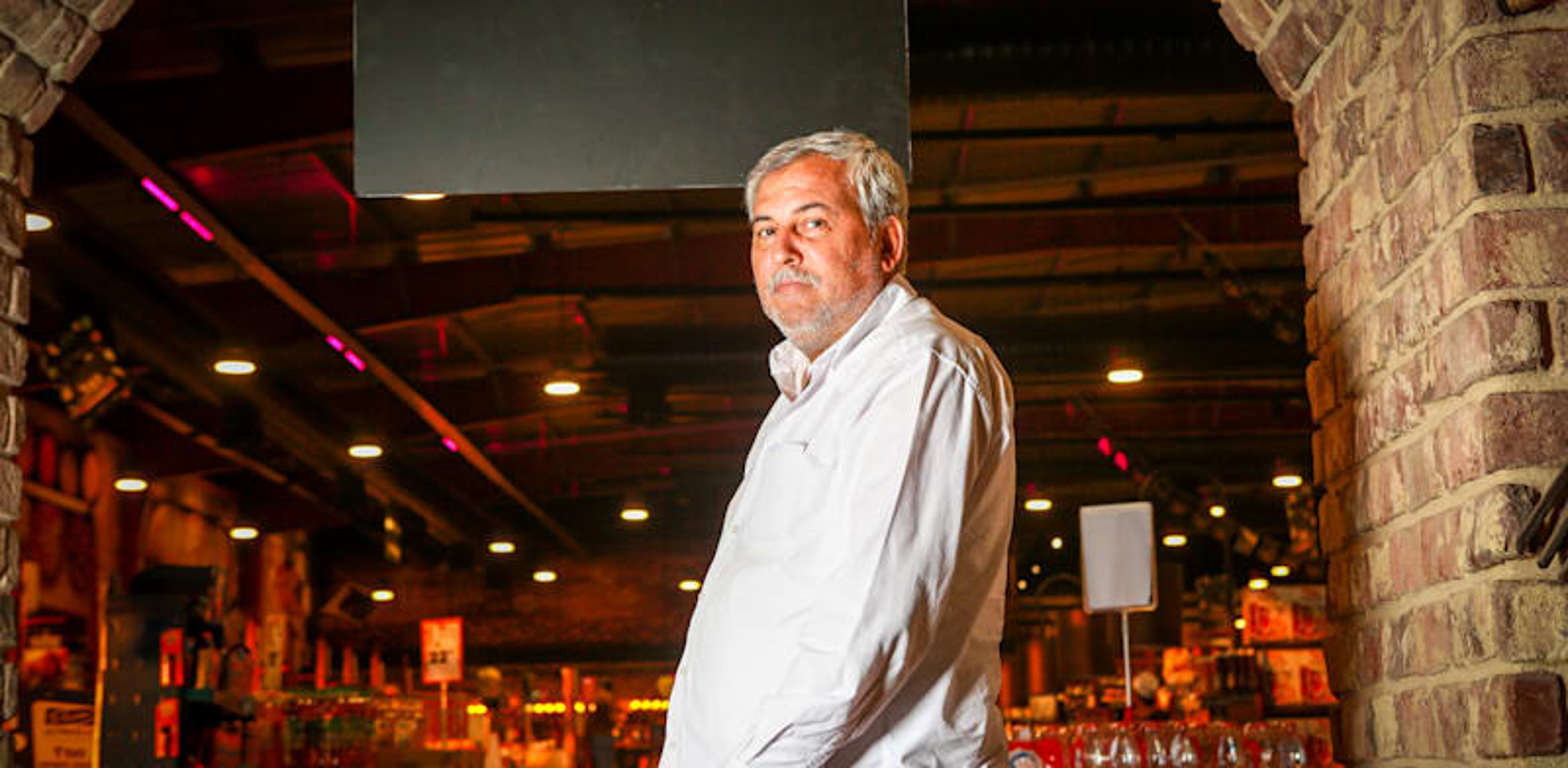 נחום ביתן, בעלי רשת יינות ביתן / צילום: שלומי יוסף