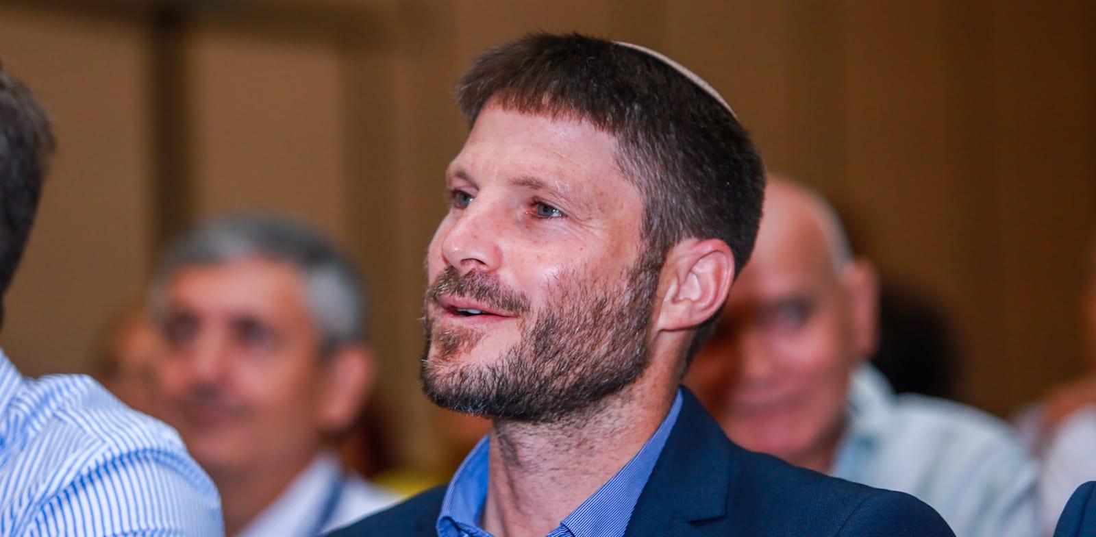 בצלאל סמוטריץ / צילום: שלומי יוסף