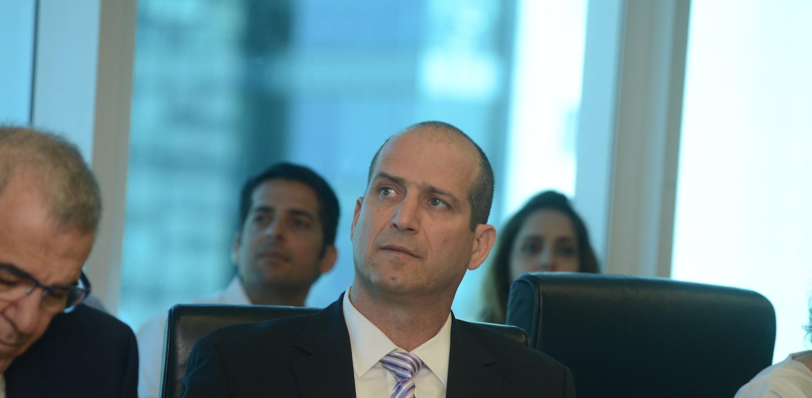 """רן עוז, מנכ""""ל מגדל ביטוח / צילום: איל יצהר"""