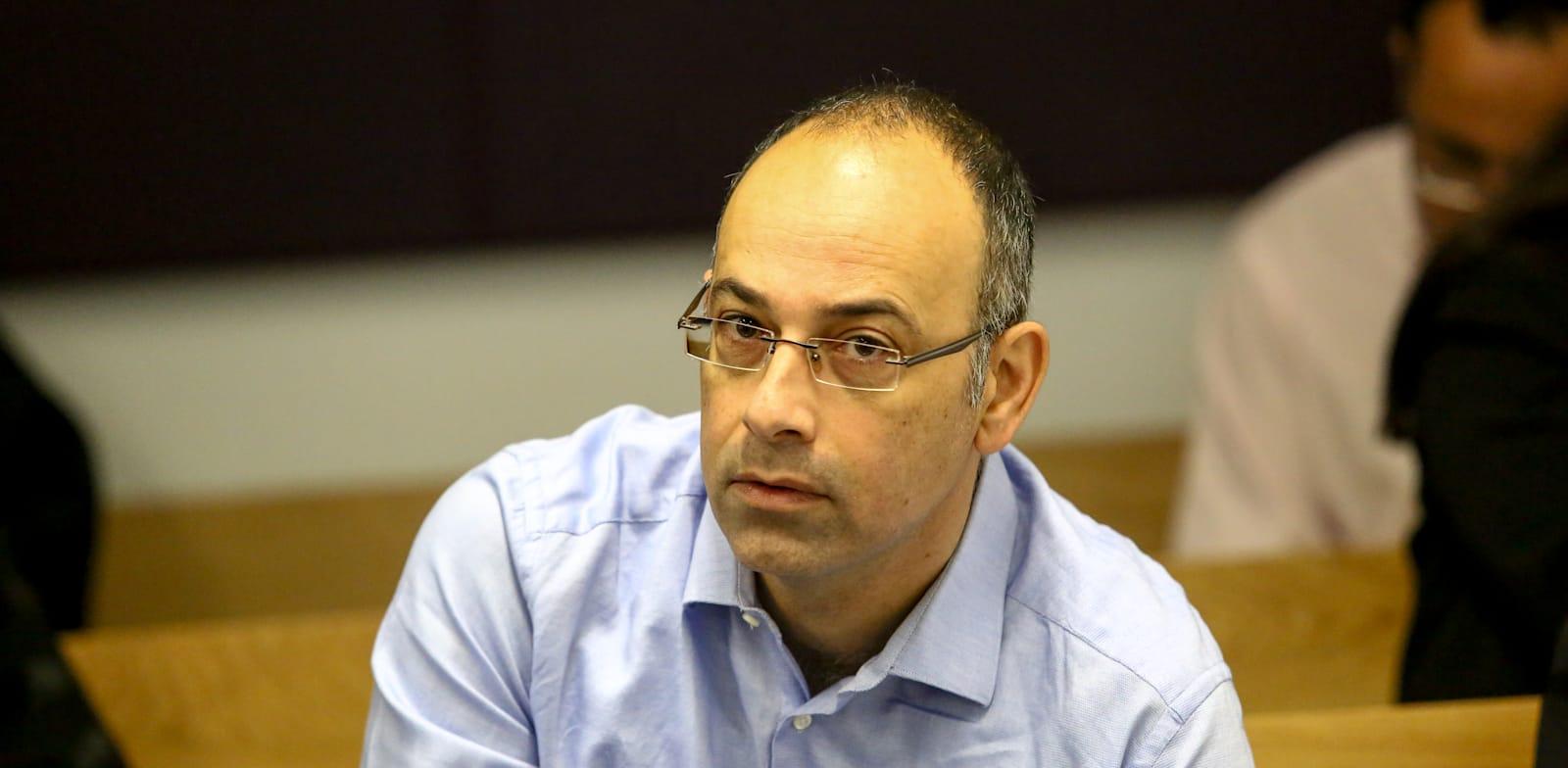 """פרופ' ירון זליכה, יו""""ר המפלגה הכלכלית / צילום: שלומי יוסף"""