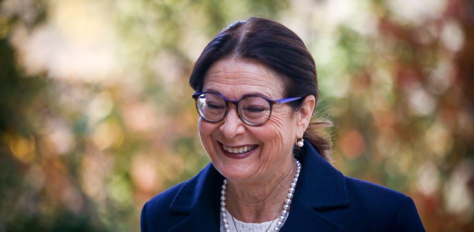 נשיאת בית המשפט העליון, השופטת אסתר חיות / צילום: שלומי יוסף
