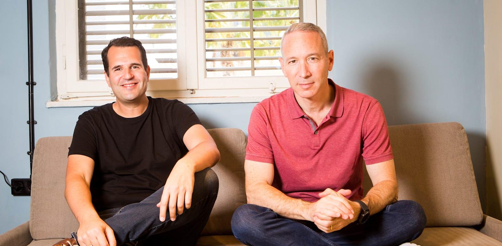 דניאל שרייבר + שי וינינגר - למונייד lemonade / צילום: שלומי יוסף
