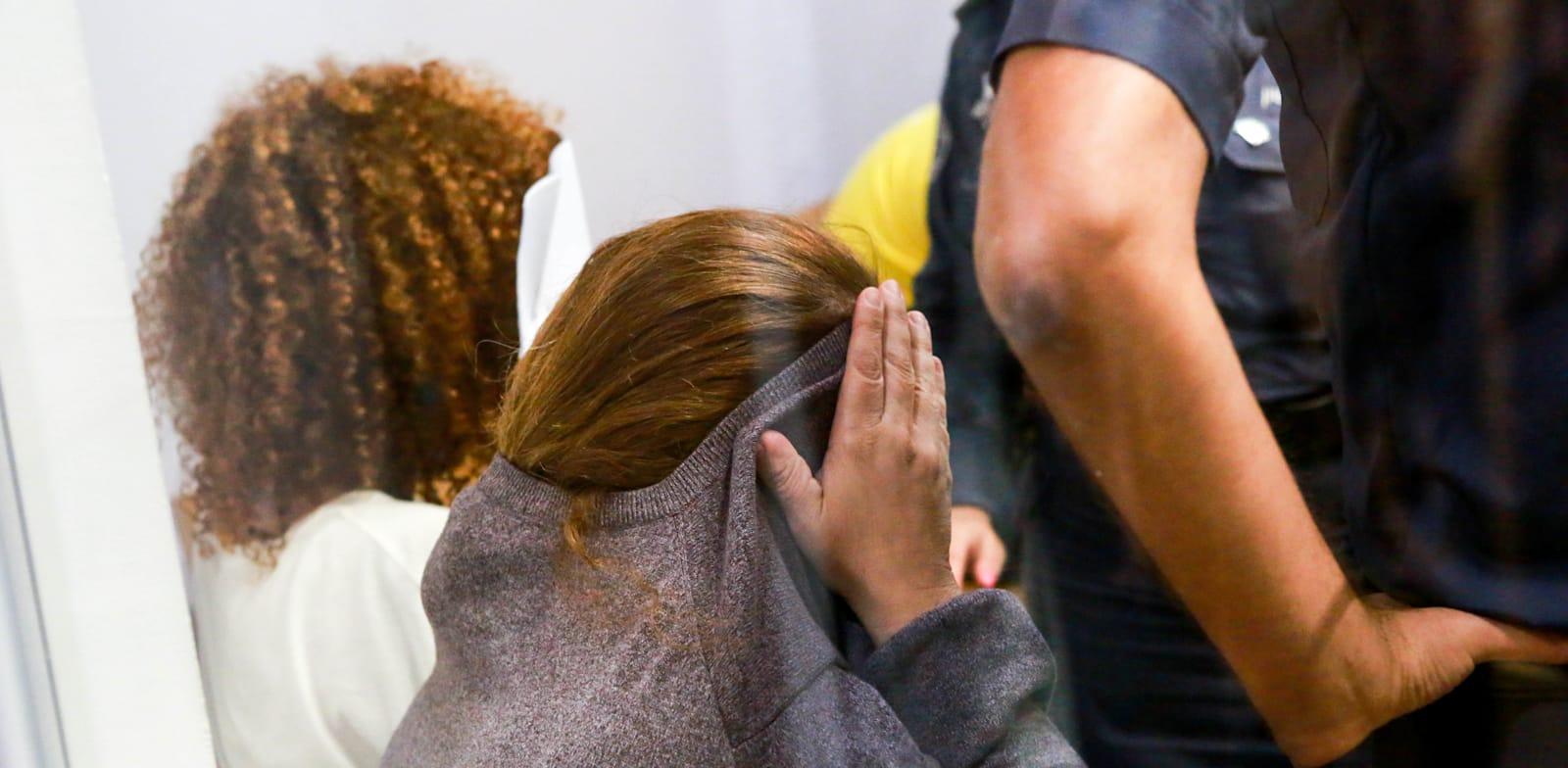 קורבנות סחר בנשים. המדינה לא עושה מספיק כדי למנוע את התופעה / צילום: שלומי יוסף