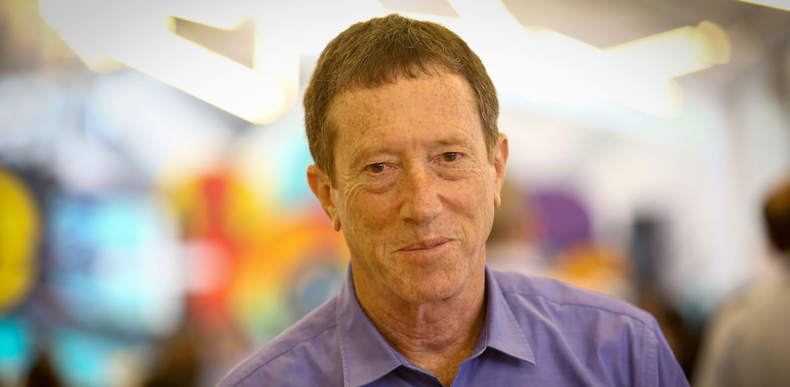 אבי שמחון - ראש המועצה הלאומית לכלכלה / צילום: שלומי יוסף