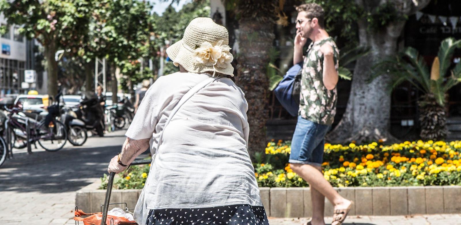 אל תאמרו העלאת גיל הפרישה, אמרו ביטול קצבת הזקנה
