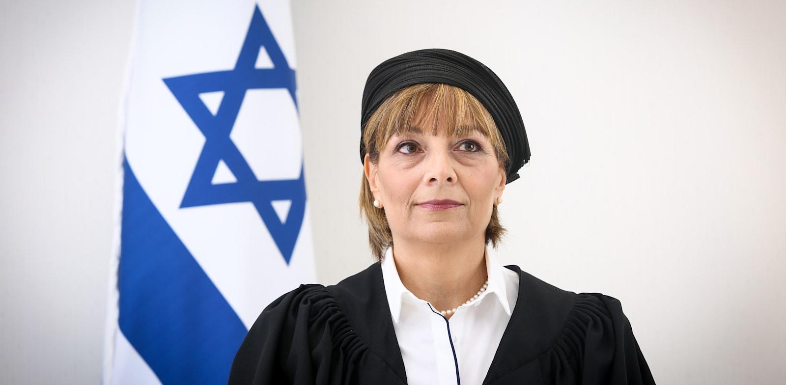 השופטת יעל וילנר / צילום: שלומי יוסף