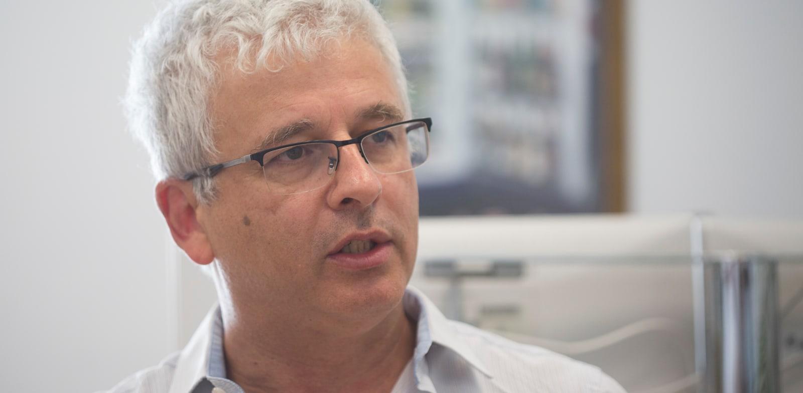 אנדרו אביר, המשנה לנגיד בנק ישראל. עומד בראש הוועדה / צילום: ליאור מזרחי