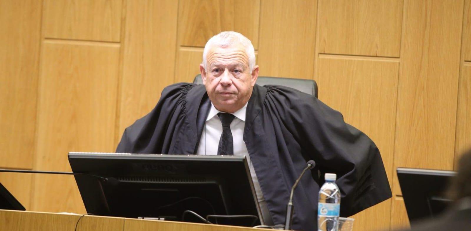 השופט עזריה אלקלעי. תביעה קנטרנית / צילום: מוטי קמחי, ynet