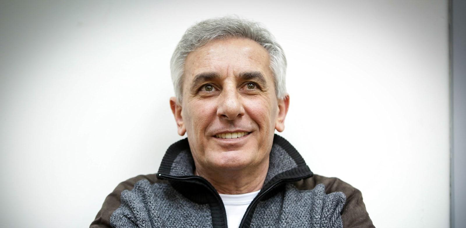 יהודה בן חמו, ראש עיריית כפר סבא לשעבר / צילום: שלומי יוסף