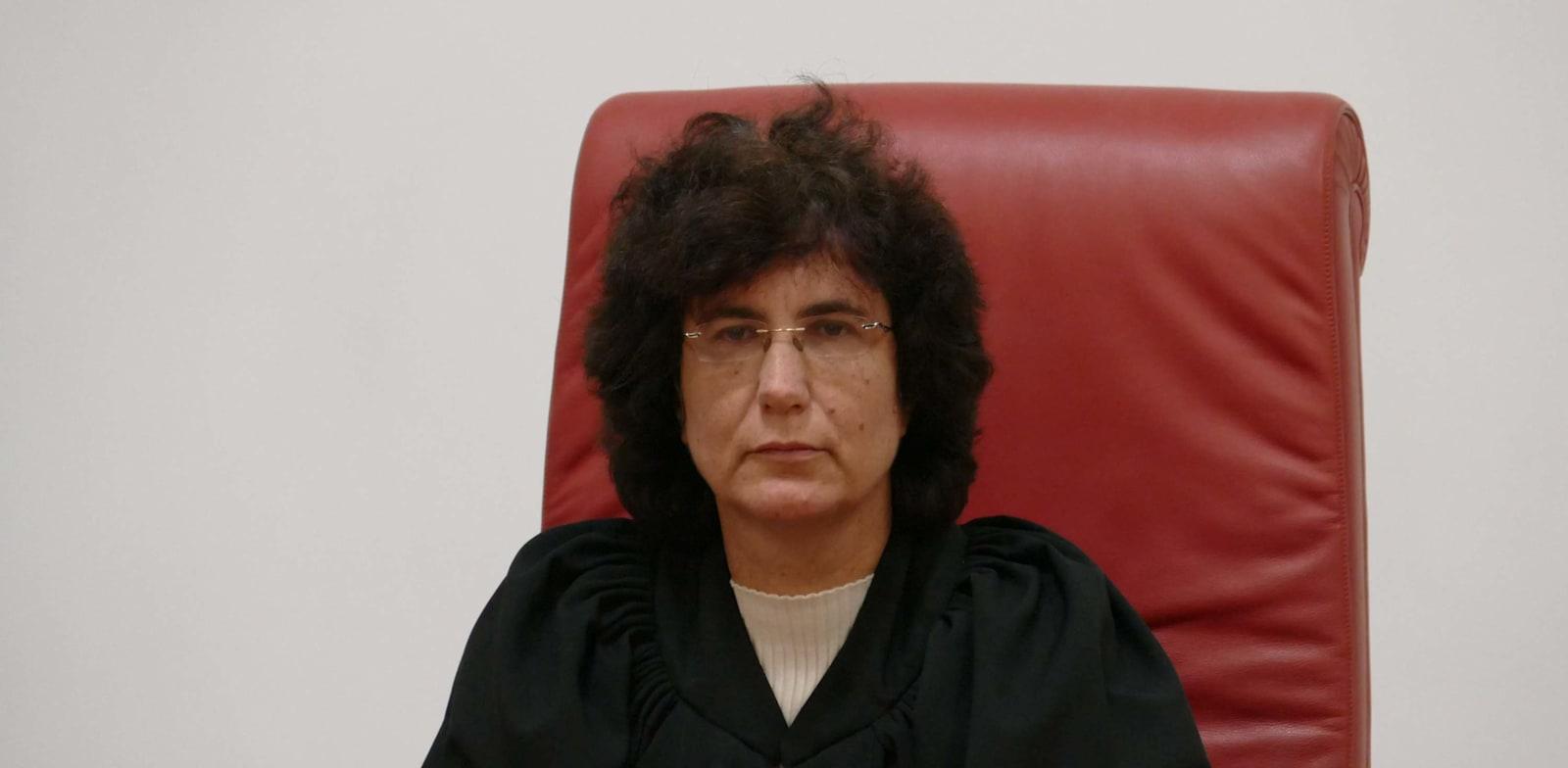 השופטת דפנה ברק-ארז / צילום: אוריה תדמור