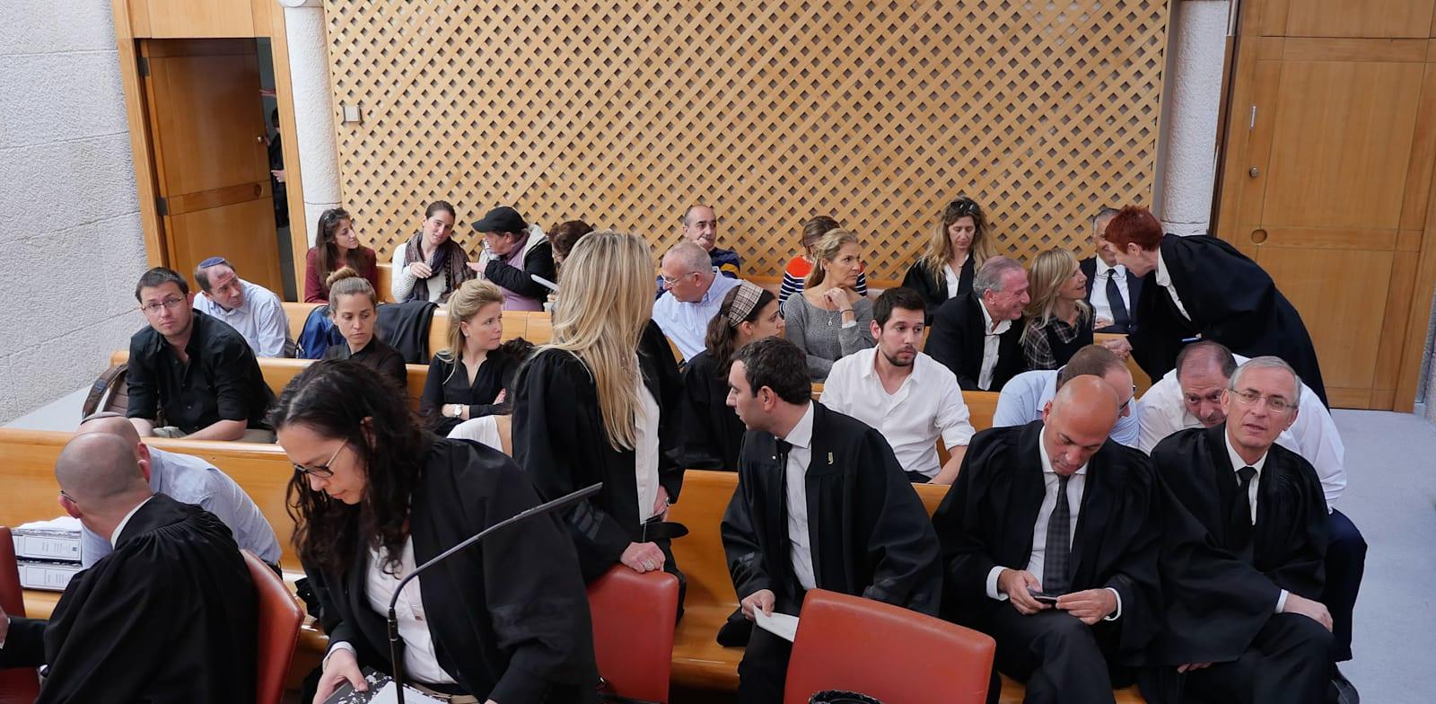 Lawyers Photo: Oria tadmor