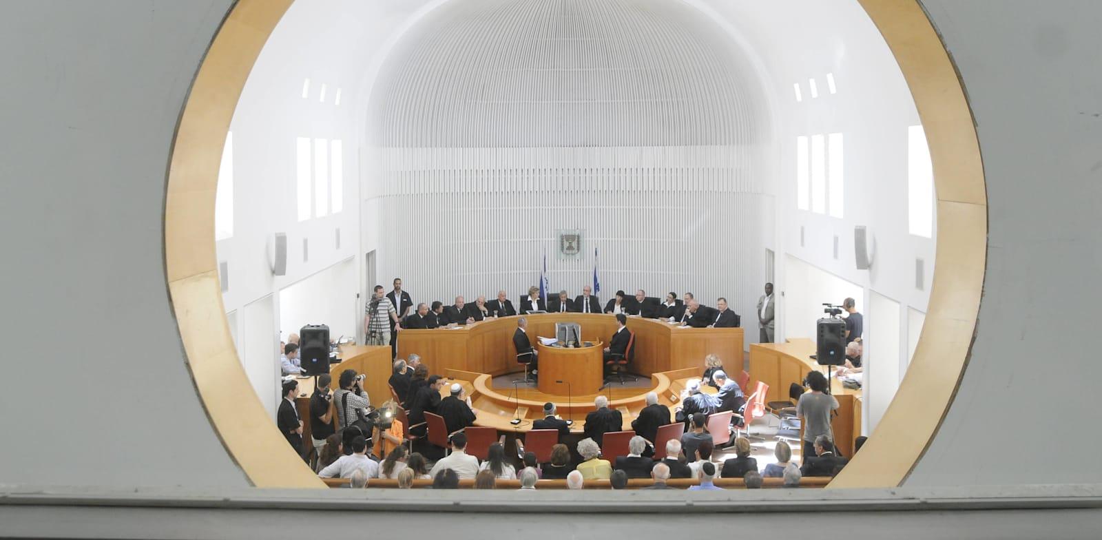 בית המשפט העליון / צילום: אוריה תדמור