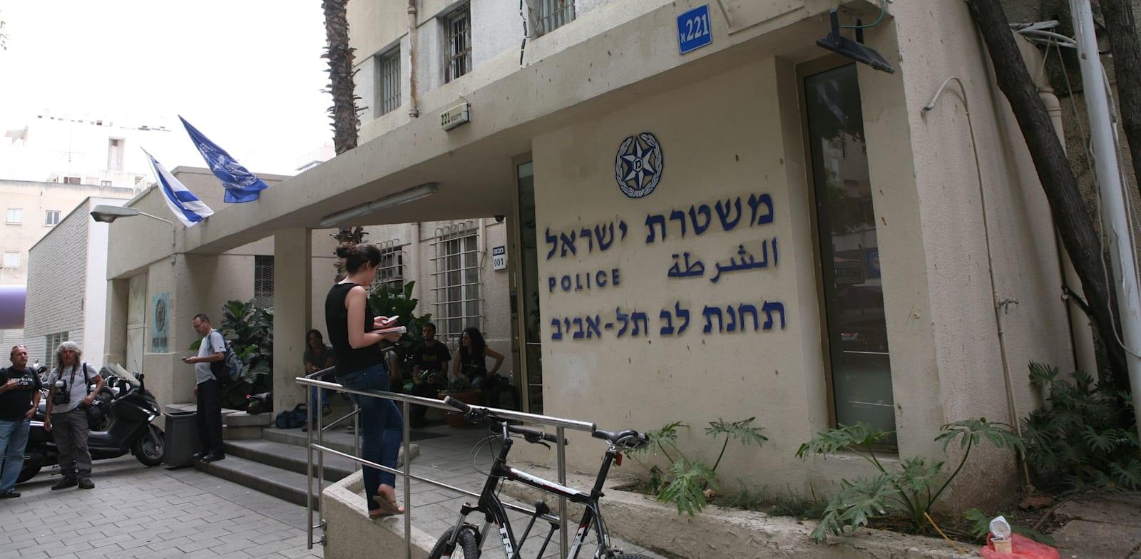 משטרת ישראל / צילום: עינת לברון
