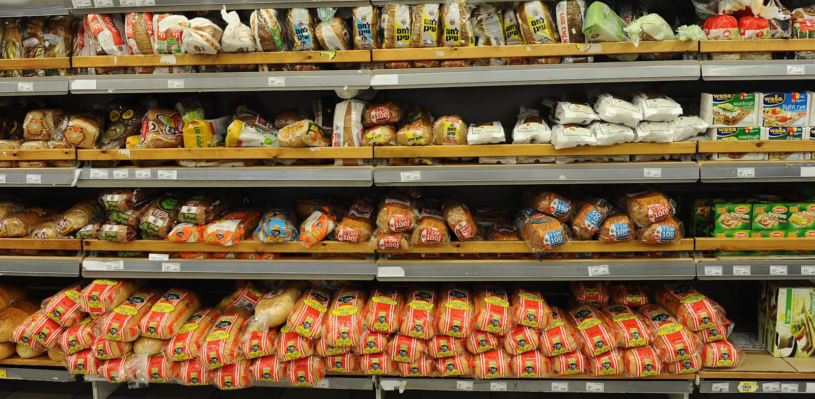 לחם / צילום: תמר מצפי