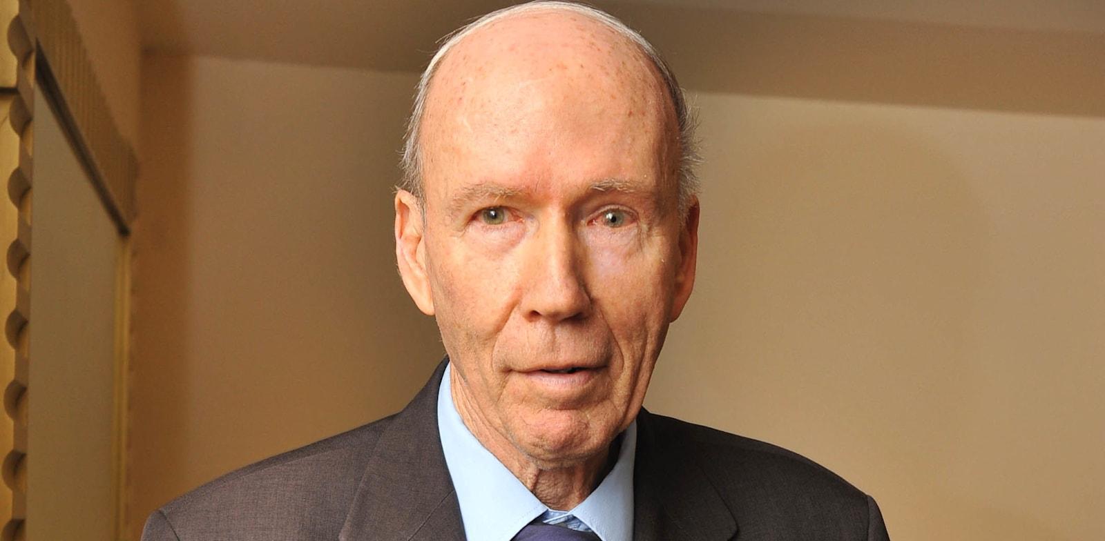 """ד""""ר זאב קליין, נגיד בנק ישראל לשעבר / צילום: תמר מצפי"""