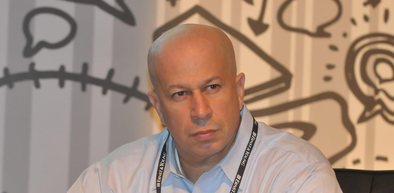 יובל טל, מייסד פיוניר / צילום: תמר מצפי