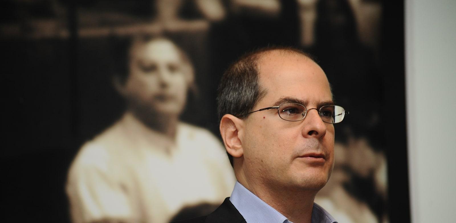 ערן גורב, מנהל פעילות פרנסיסקו פרטנרס  בישראל / צילום: תמר מצפי