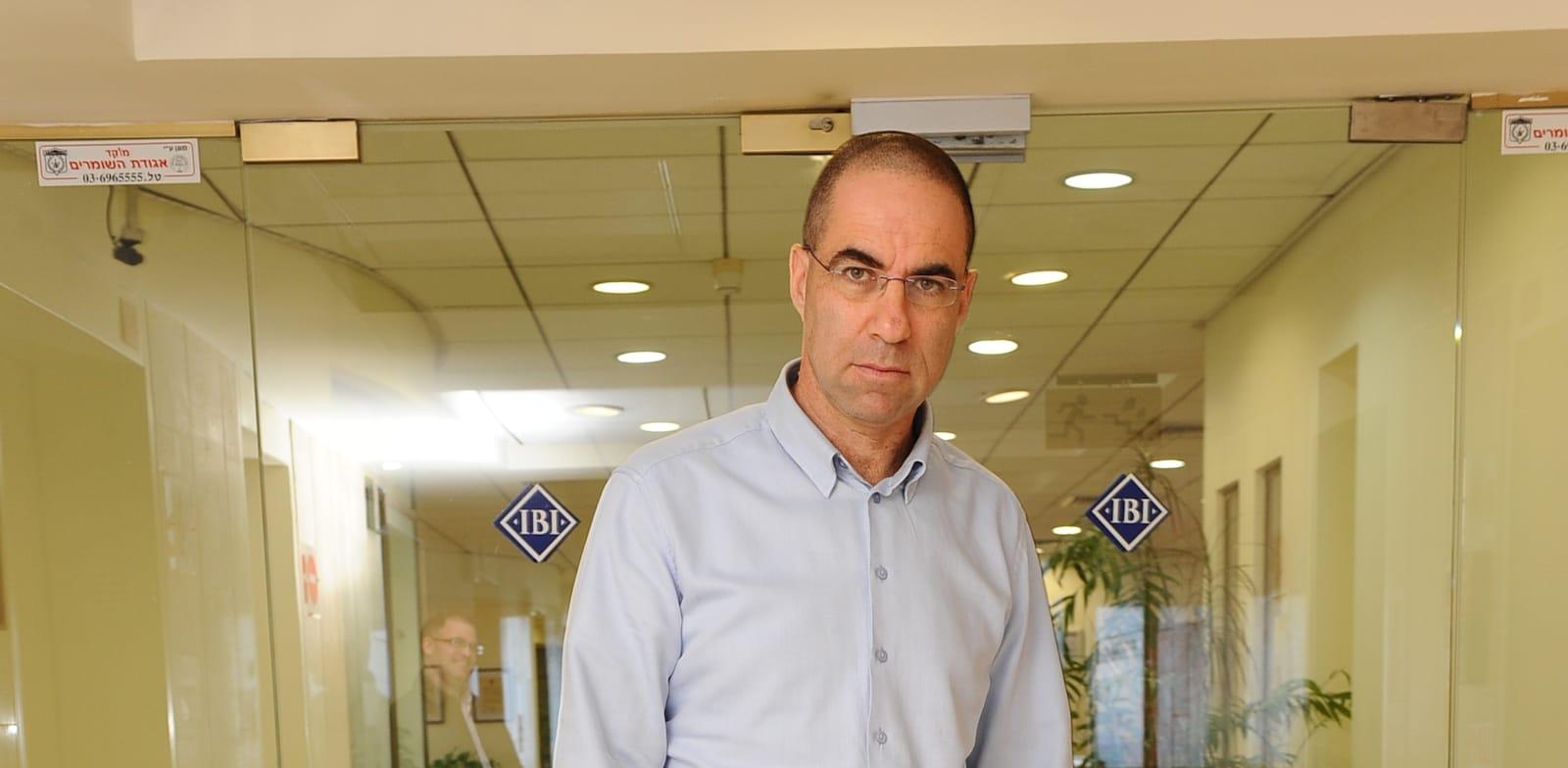 """עידו קוק, לשעבר מנכ""""ל אי.בי.אי / צילום: תמר מצפי"""