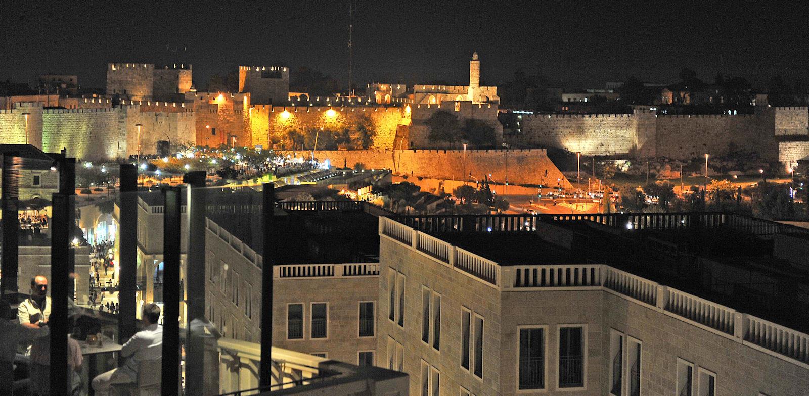ירושלים. אפשר גם אחרת / צילום: תמר מצפי