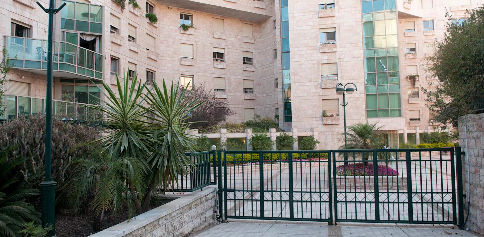 Jerusalem housing Photo: Oria Tadmor