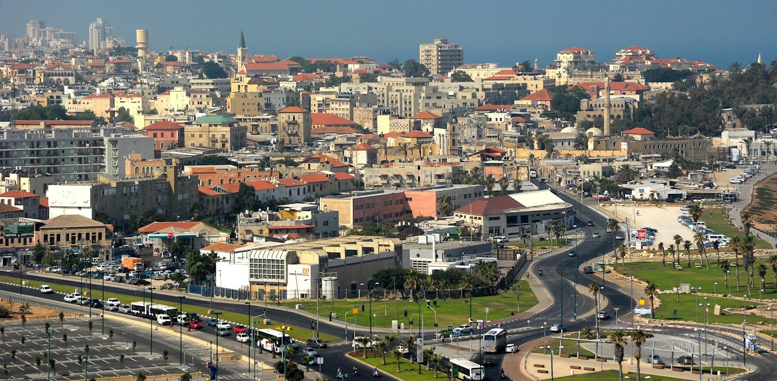 Jaffa  credit: Eyal Izhar