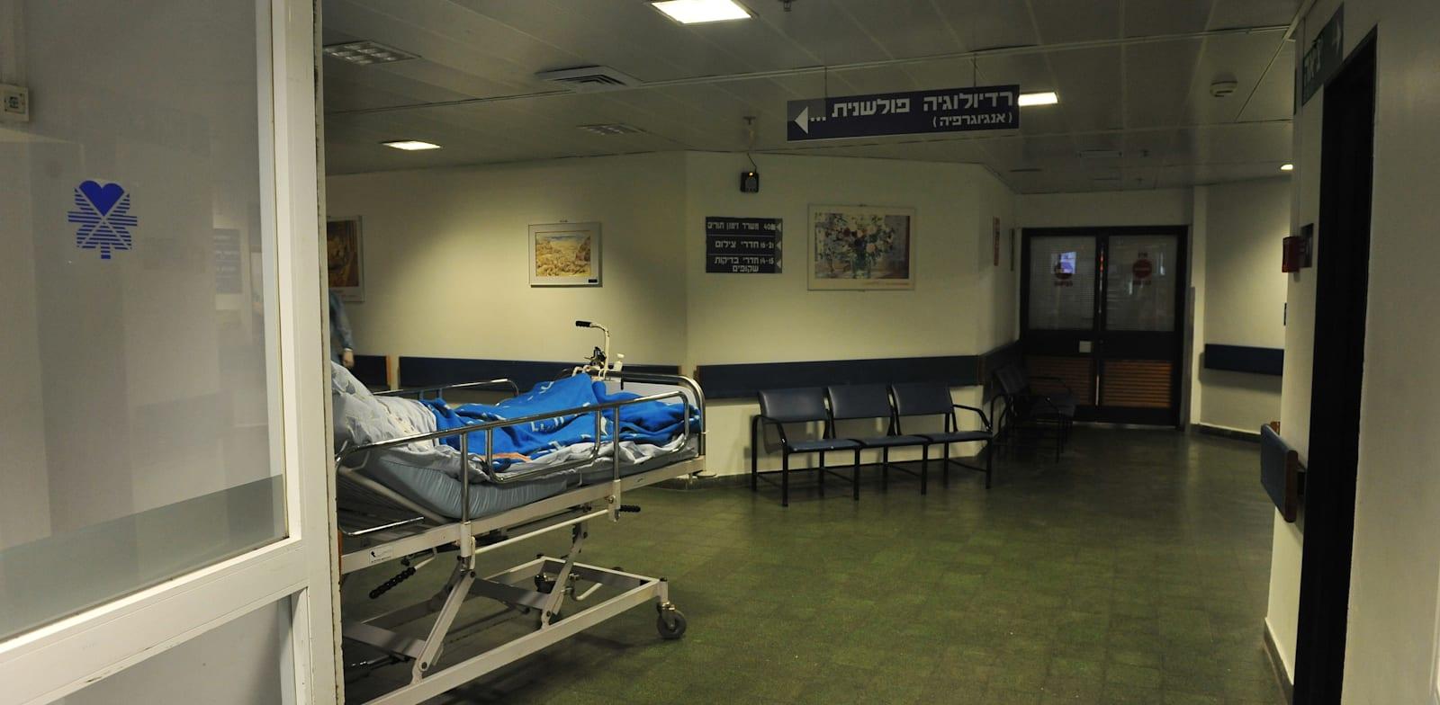 בית חולים איכילוב / צילום: בן יוסטר