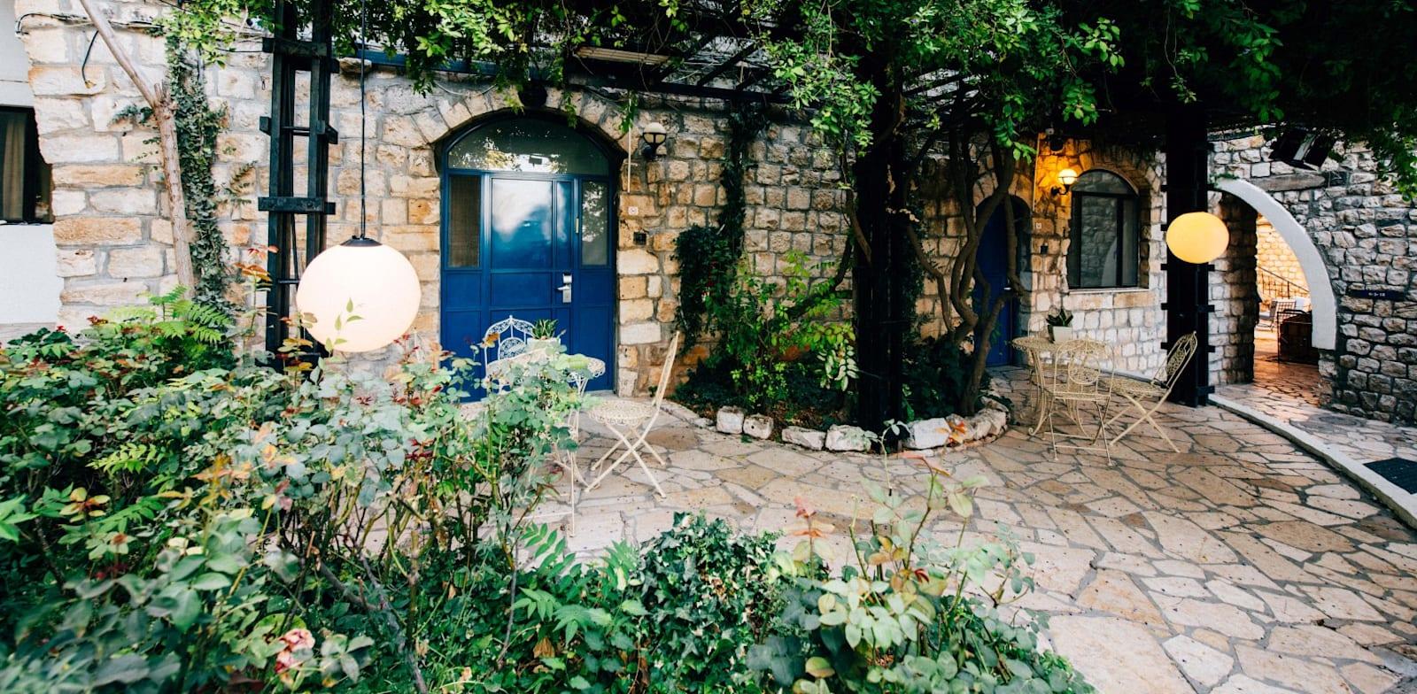 מלון דן רות צפת / צילום: אייל מריליוס