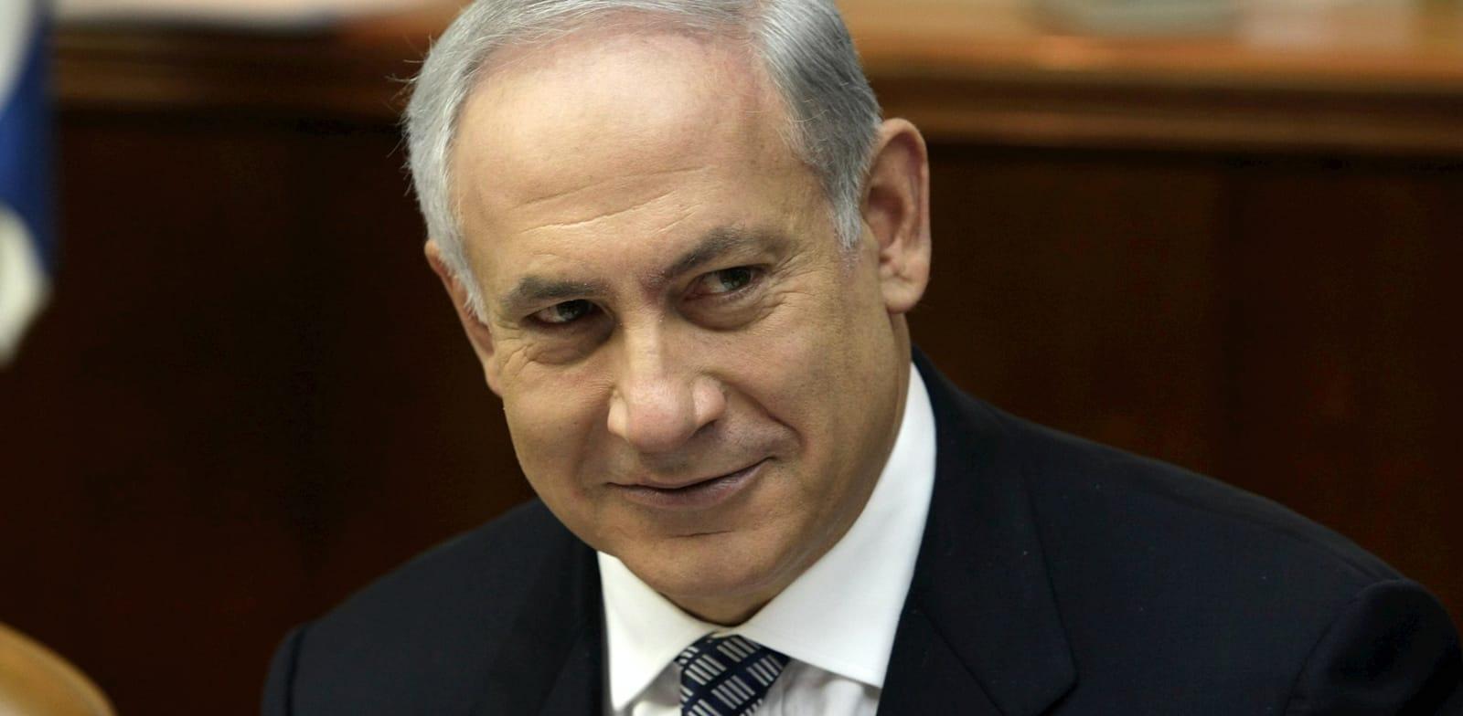 """ראש הממשלה בנימין נתניהו / צילום: עמית שאבי, """"ידיעות אחרונות"""""""