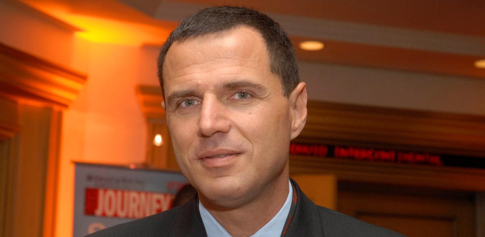 """רו""""ח רונן בראל, יו""""ר פירמת רואי החשבון EY ישראל / צילום: תמר מצפי"""