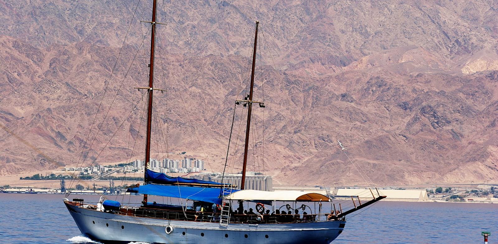 Eilat Photo: Hanoch Granitzky