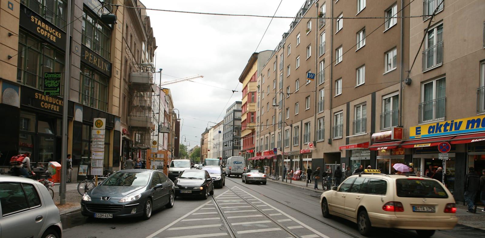 גרמניה - ברלין / צילום: שרון בק