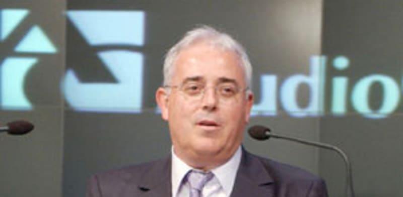 """שבתאי אדלרסברג, נשיא ומנכ""""ל אודיוקודס / צילום: נאסד""""ק"""
