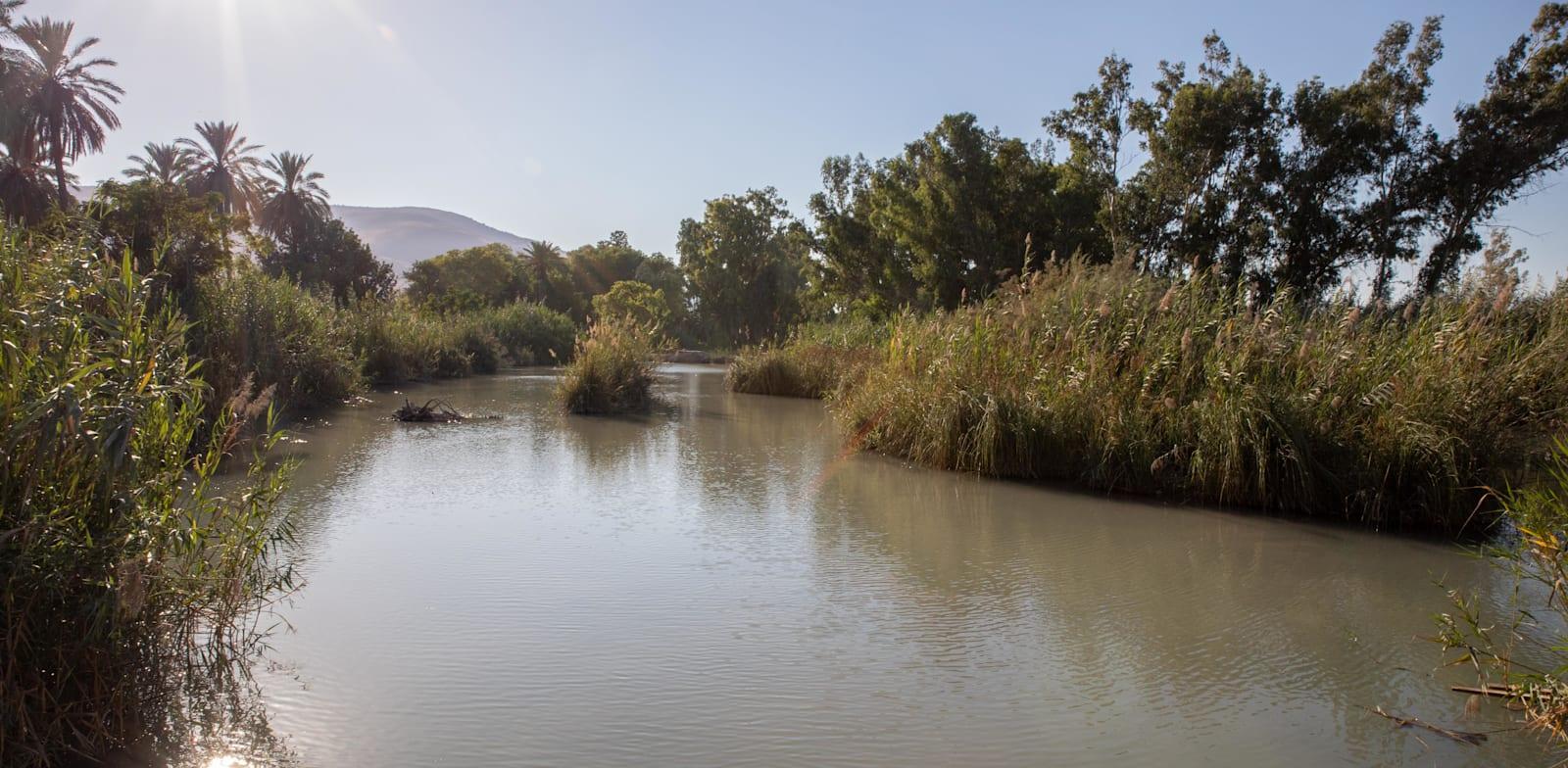 נחל האסי ליד קיבוץ ניר דוד / צילום: כדיה לוי