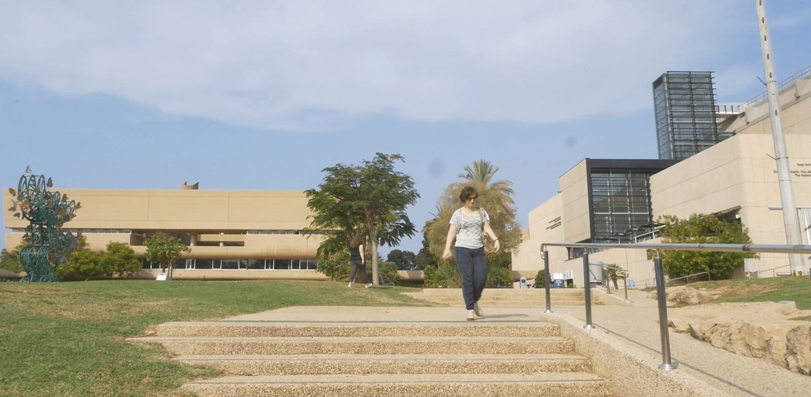 """אוניברסיטת ת""""א - סטודנטים / צילום: מתן פורטנוי"""