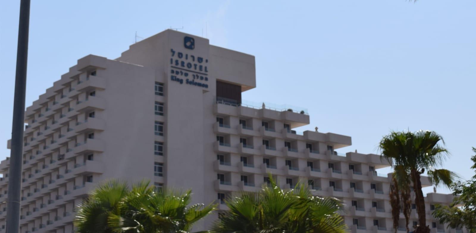 מלון ישרוטל המלך שלמה אילת / צילום: בר - אל