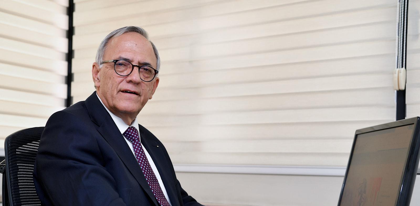 עודד פלר, בעלי חברת אמיליה פיתוח / צילום: פאול אורלייב