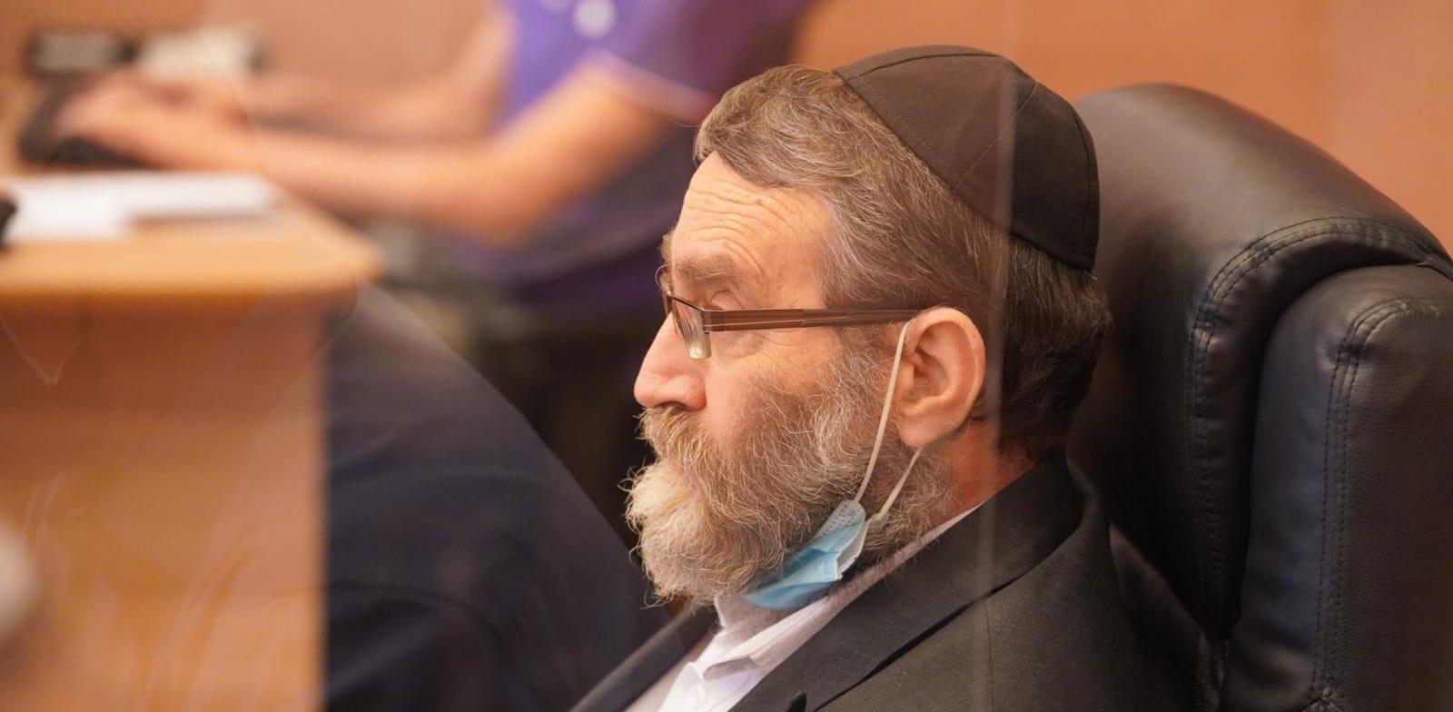 """יו""""ר ועדת הכספים הנוכחי, משה גפני. מי יחליף אותו? / צילום: דוברות הכנסת שמוליק גרוסמן"""