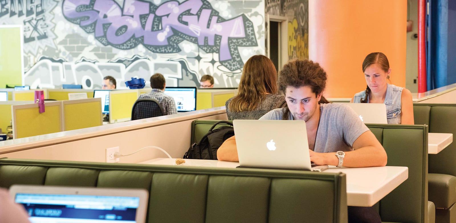 """משרדי טאבולה / צילום: יח""""צ"""
