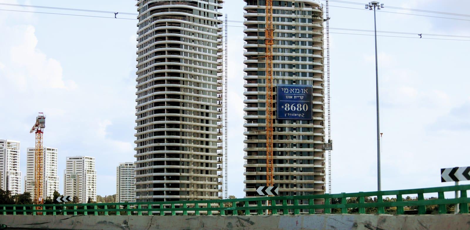 בנייה / צילום: שלומי יוסף