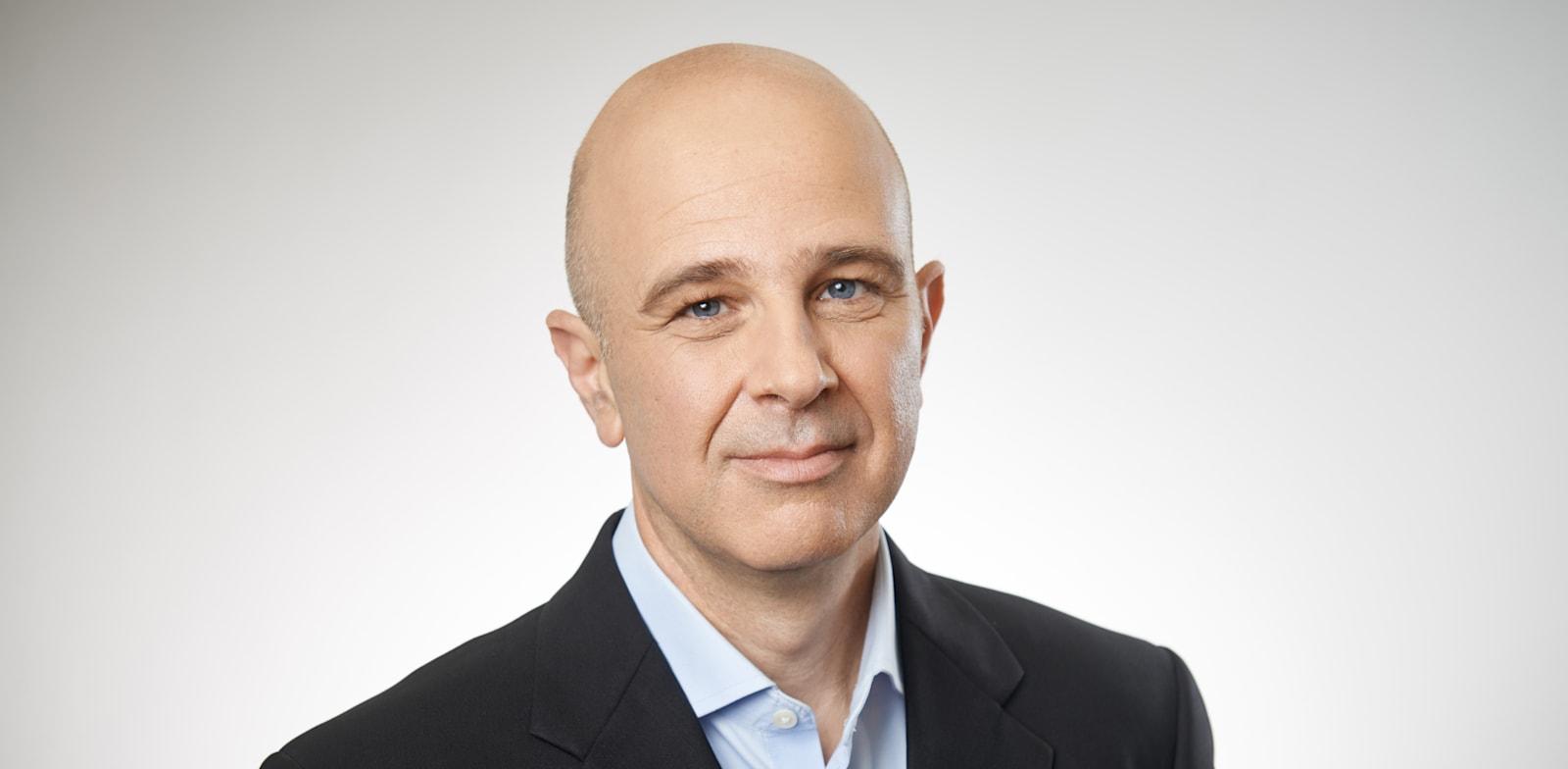"רונן פייר, סמנכ""ל כספים סולאראדג / צילום: יח""צ"
