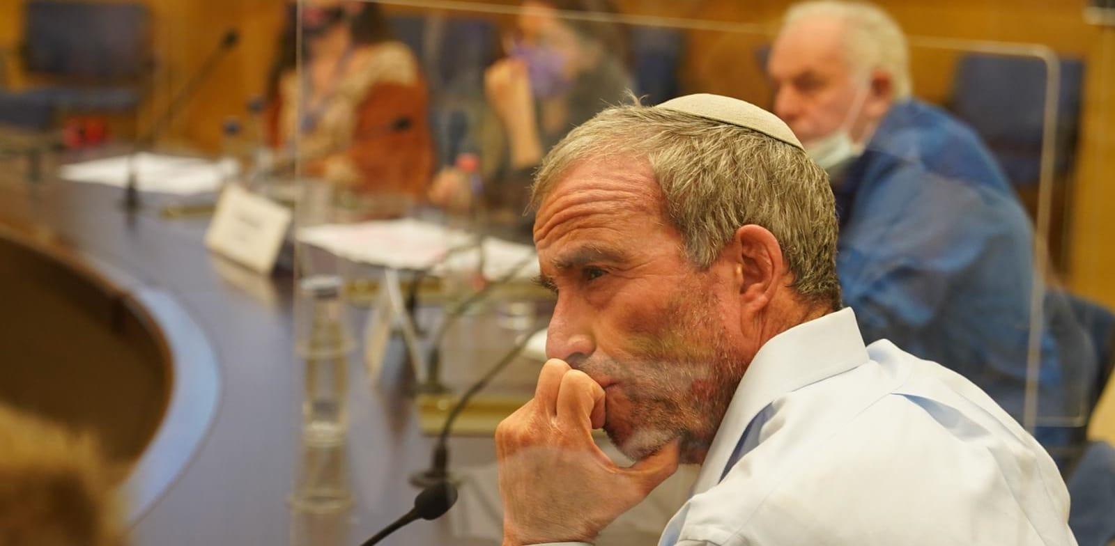 אלעזר שטרן / צילום: דוברות הכנסת