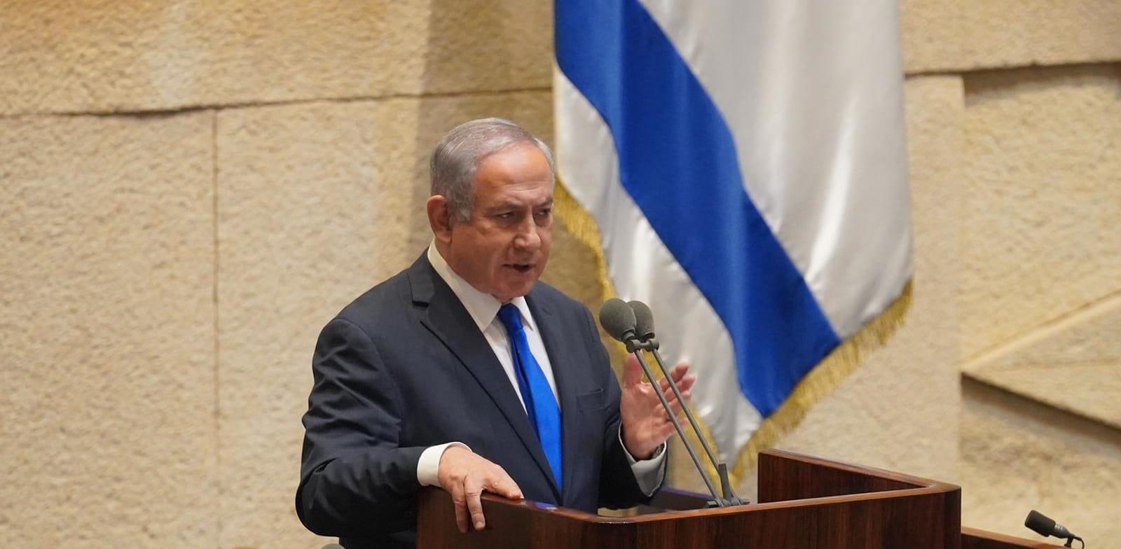 ראש הממשלה בנימין נתניהו / צילום: דוברות הכנסת