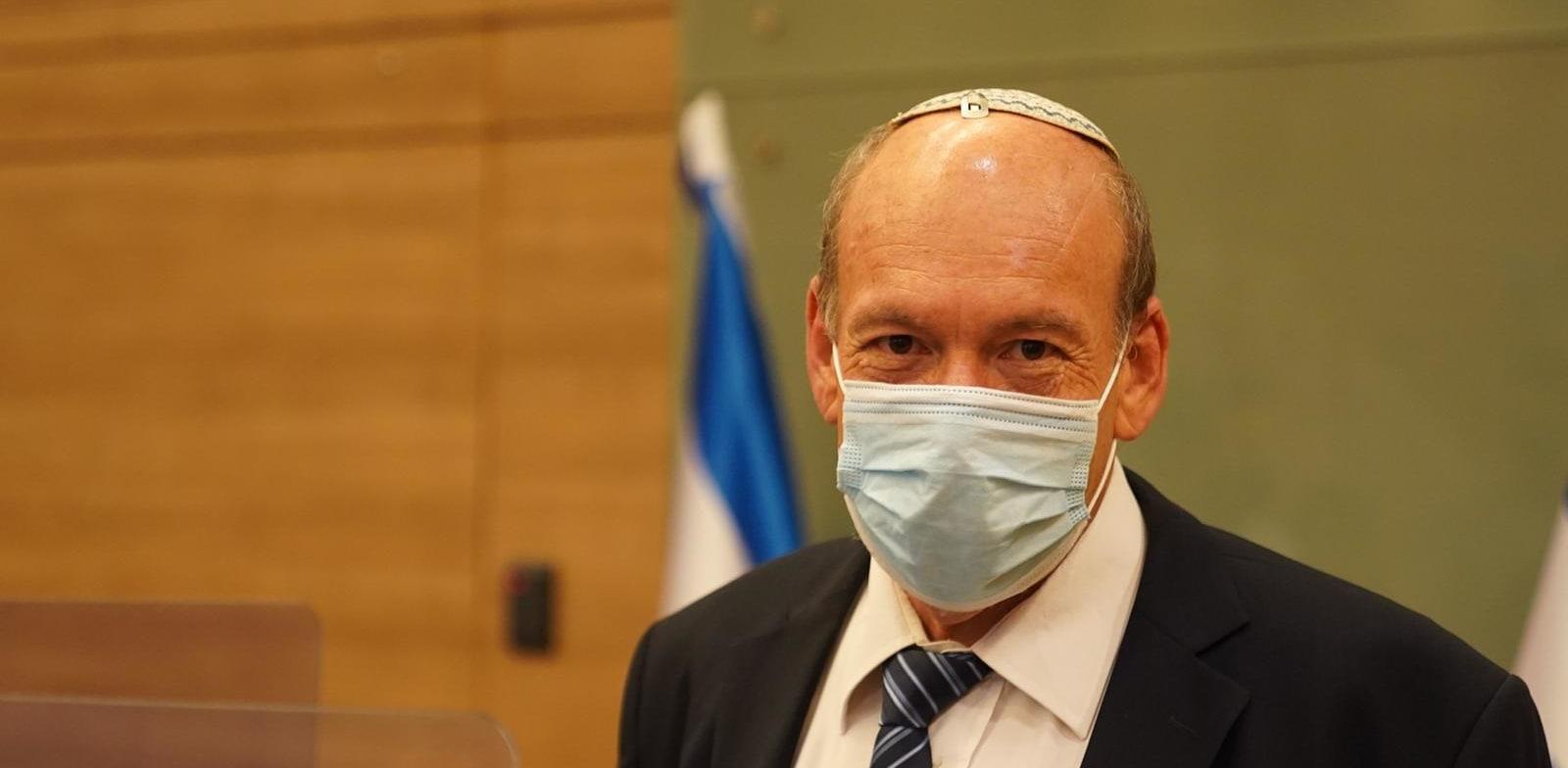 מבקר המדינה מתניהו אנגלמן / צילום: דוברות הכנסת